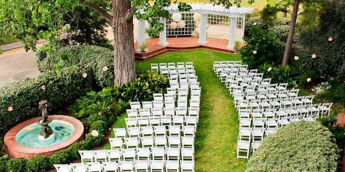 Ant Street Inn wedding Houston