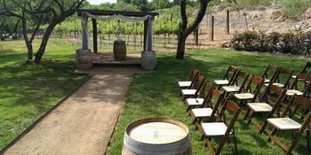 Javelina Leap Vineyard, Winery & Bistro weddings in Cornville AZ