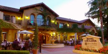 Hotel Los Gatos weddings in Los Gatos CA