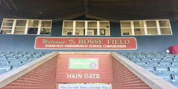 Bosse Field weddings in Evansville IN