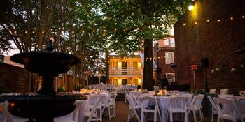 Linden Row Inn weddings in Richmond VA