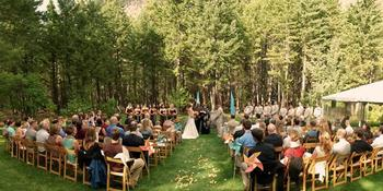Goat Wall View weddings in Mazama WA