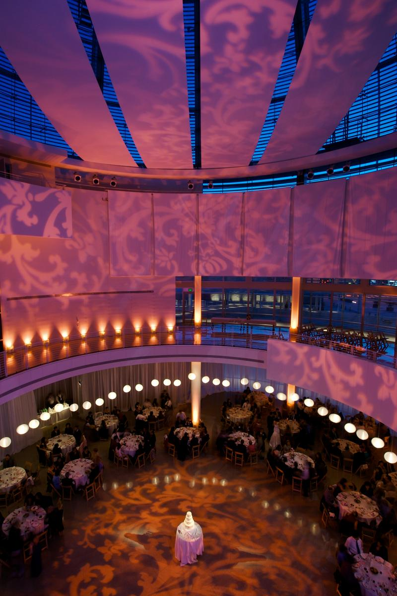 San jose rotunda wedding