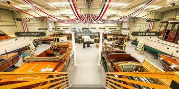 Antique Boat Museum weddings in Clayton NY