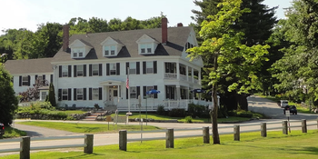 The Fitzwilliam Inn weddings in Fitzwilliam NH