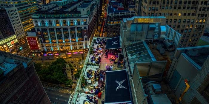 Monarch Rooftop & Indoor Lounge Weddings   Get Prices for ...
