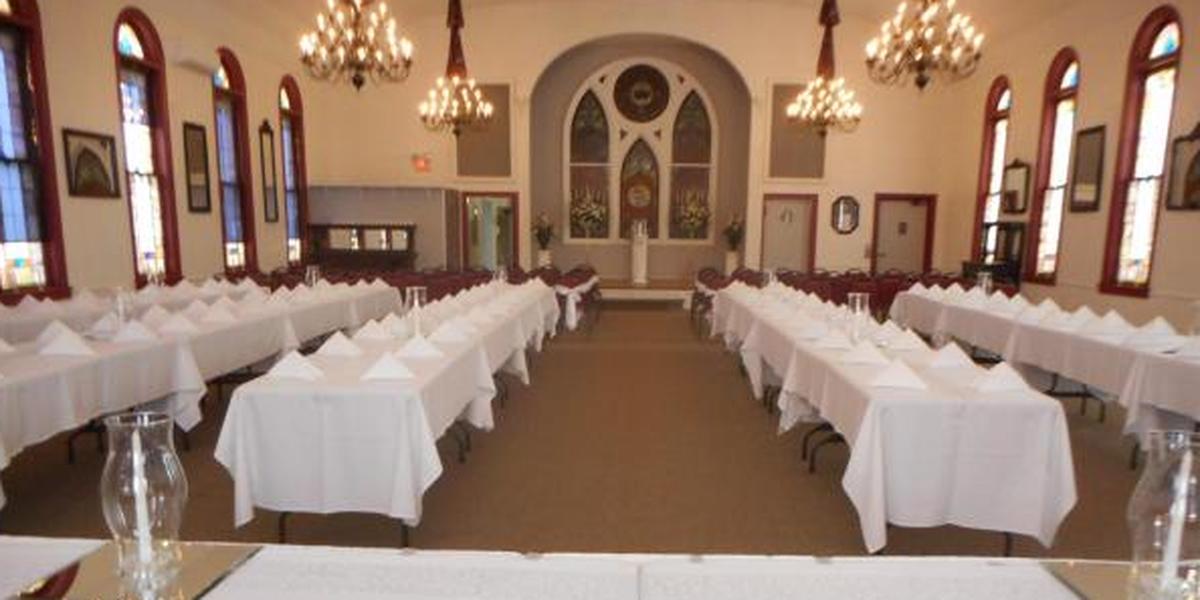the chapel at noel weddings in hudsonville mi