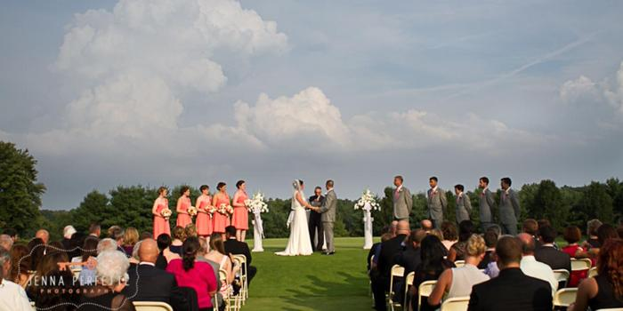 Basking Ridge Country Club wedding venue picture 12 of 16 - Photo by: Jenna Perfette Photography