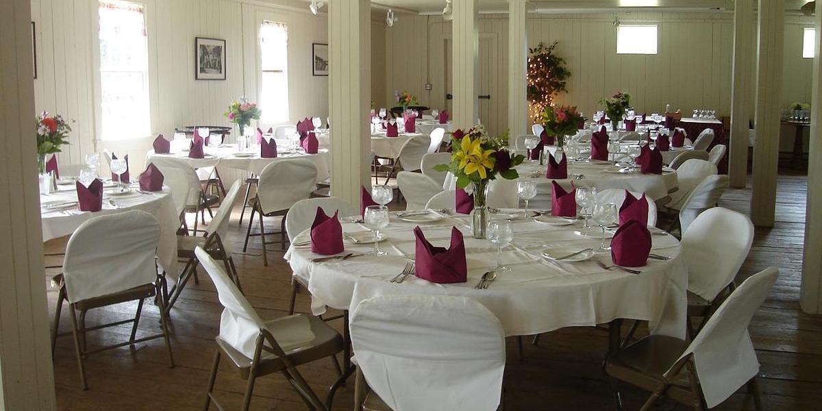 Roseland Cottage Weddings