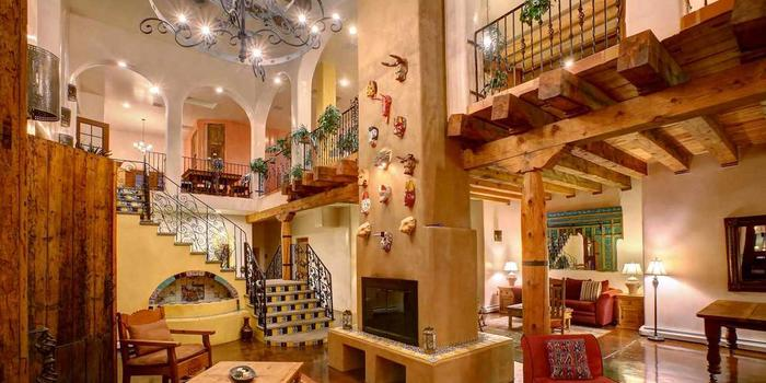 Hacienda Do 241 A Andrea De Santa Fe Weddings Get Prices For