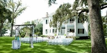Liendo Plantation weddings in Hempstead TX