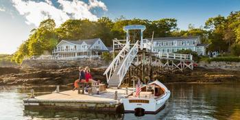 Linekin Bay Resort weddings in Boothbay Harbor ME