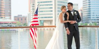 Wedding on the Bay by Watermark - Catherine Marie weddings in Annapolis MD
