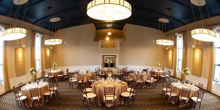 Steeple Hall At Mission Oak Grill Weddings