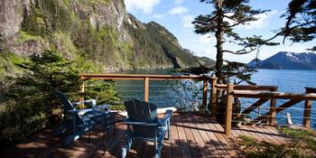 Orca Island Cabins weddings in Seward AK
