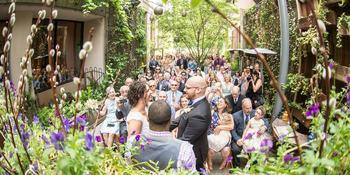 Talula's Garden weddings in Philadelphia PA