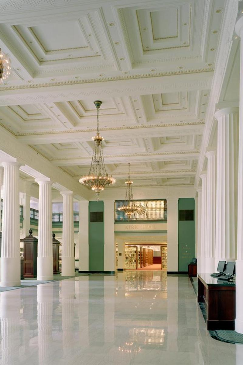 The Kansas City Public Library Weddings   Get Prices for ...