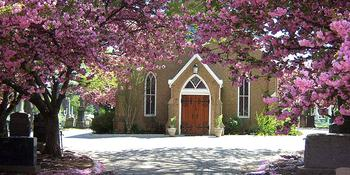 Congressional Cemetery Chapel weddings in Washington DC