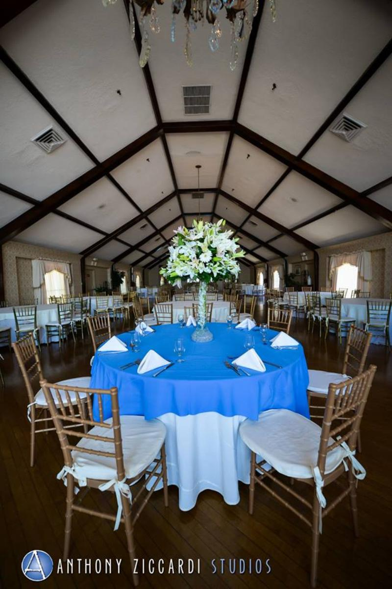 Lake Mohawk Country Club wedding venue picture 16 of 16 - Photo by: Anthony Ziccardi Studios Photography