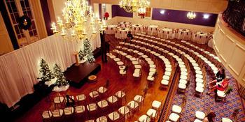 The Grand Ballroom weddings in Covington KY