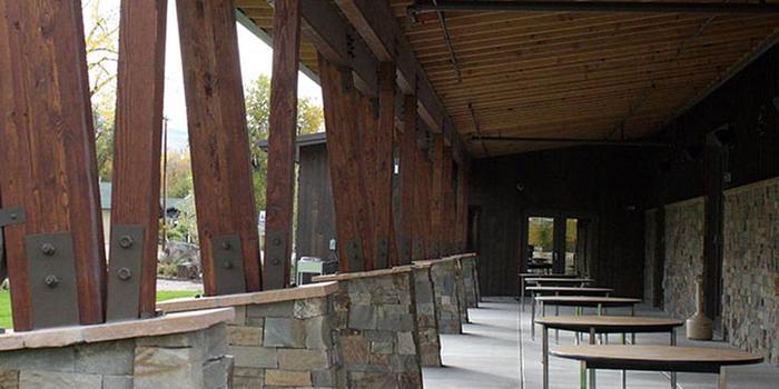 Lander Community Center wedding Wyoming