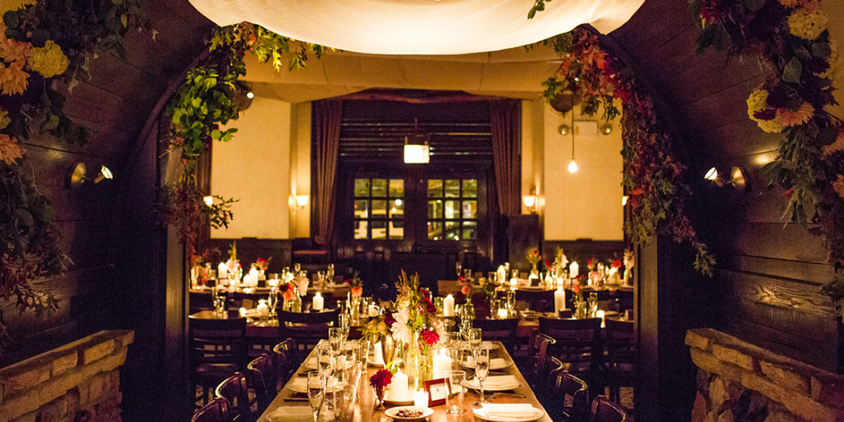 Osteria Via Stato Weddings | Get Prices for Wedding Venues ...