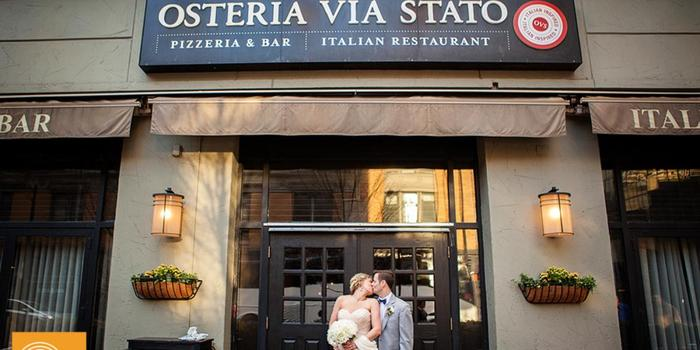 Osteria Via Stato wedding venue picture 1 of 16 - Photo by: Cage and Aquarium Photography