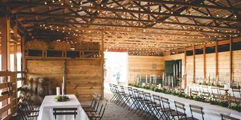 Dawsons Honeysuckle Farm weddings in Ashville AL