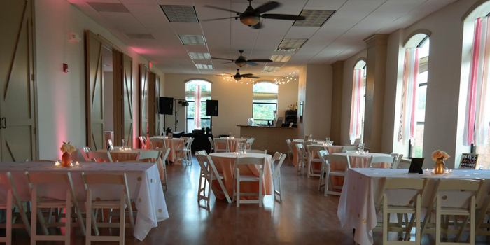 Founder's Banquet Hall wedding Des Moines