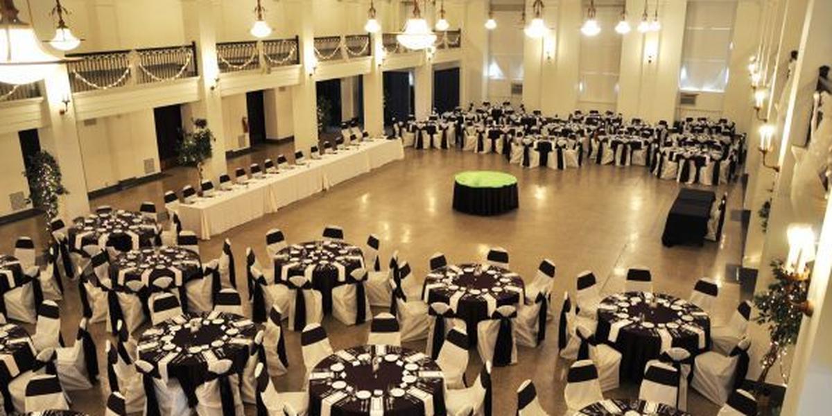 Cornerstone Center for the Arts weddings in Muncie IN