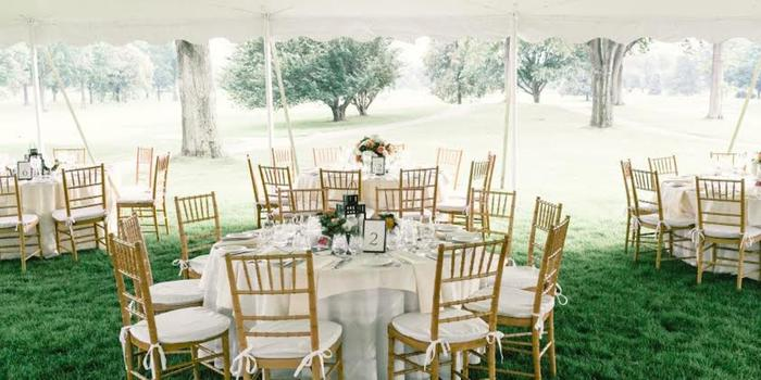 Upper Montclair Country Club wedding venue picture 1 of 16 - Provided by: Upper Montclair Country Club