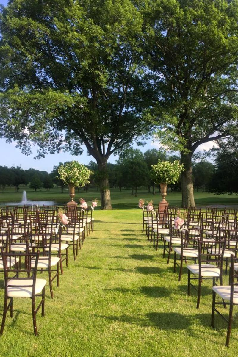 Upper Montclair Country Club wedding venue picture 2 of 16 - Provided by: Upper Montclair Country Club