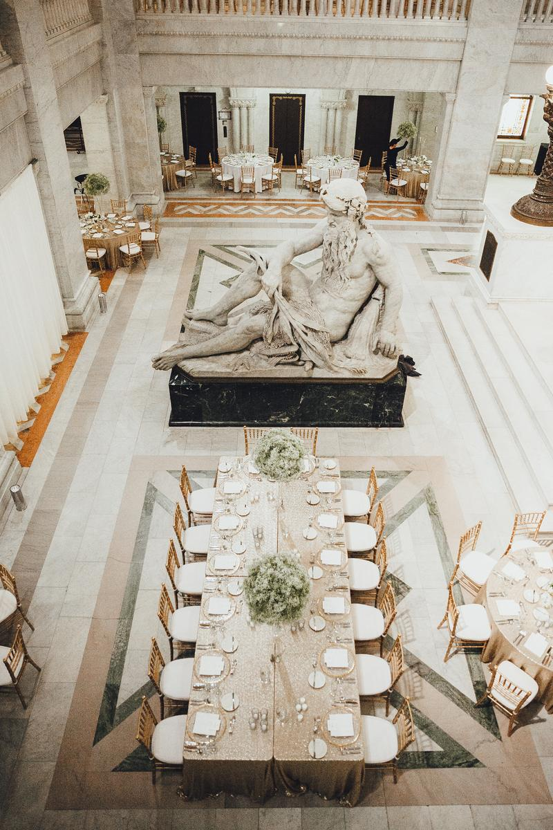 Historic Minneapolis City Hall Court House Wedding Venue Picture 2 Of 6