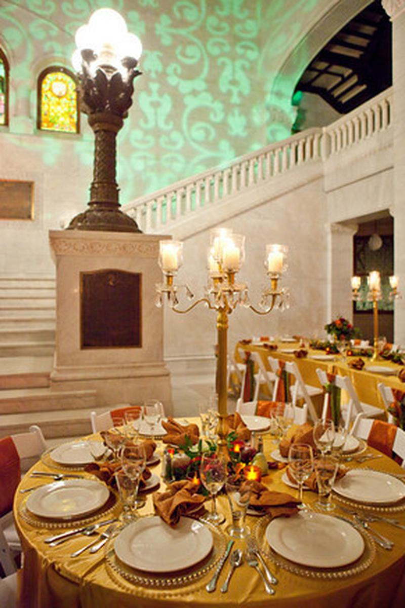 Historic Minneapolis City Hall Court House Wedding Venue Picture 6 Of
