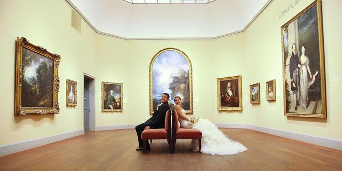 Worcester Art Museum wedding venue picture 2 of 8 - Photo by: Eric Limón Photography