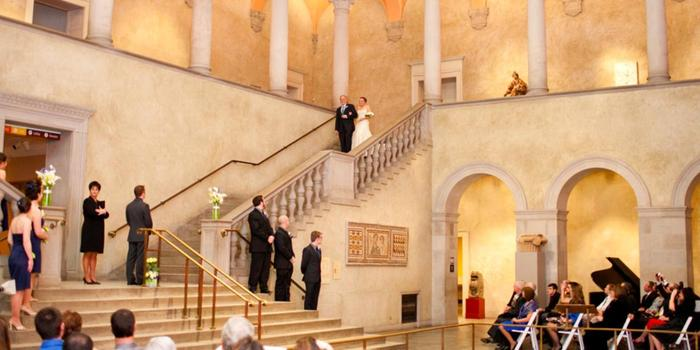 Worcester Art Museum wedding venue picture 6 of 16 - Photo by: CB Photography and Designs
