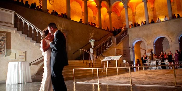 Worcester Art Museum wedding venue picture 7 of 8 - Photo by: Eric Limón Photography