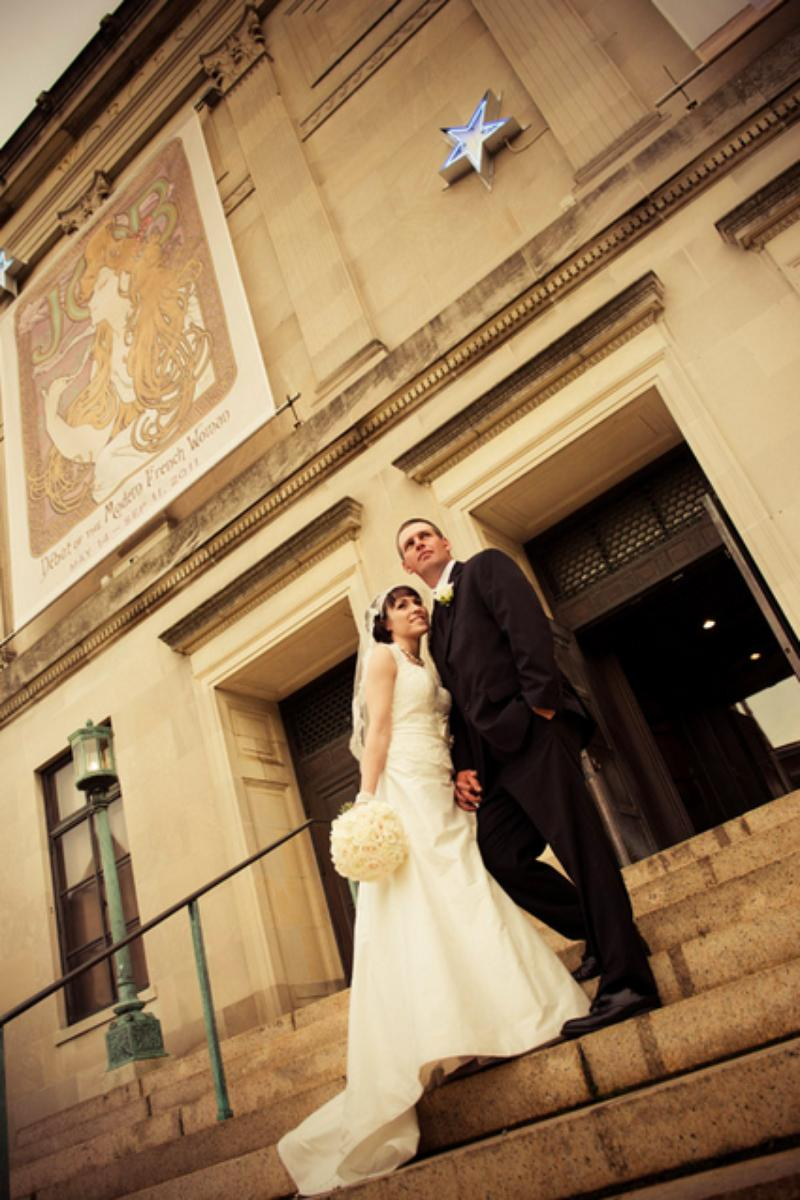 Worcester Art Museum wedding venue picture 14 of 16 - Provided by: Worcestor Art Museum