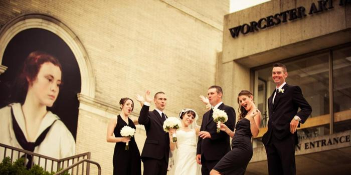 Worcester Art Museum wedding venue picture 11 of 16 - Photo by: Phil Fox Photography