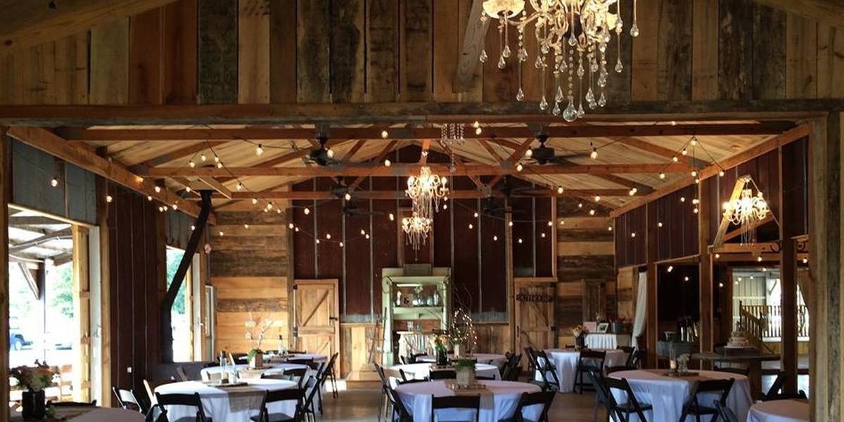 The Barns Of West Tennessee Weddings Get Prices For