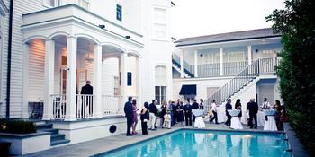 Melrose Mansion weddings in New Orleans LA