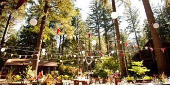 Loloma Lodge weddings in McKenzie Bridge OR