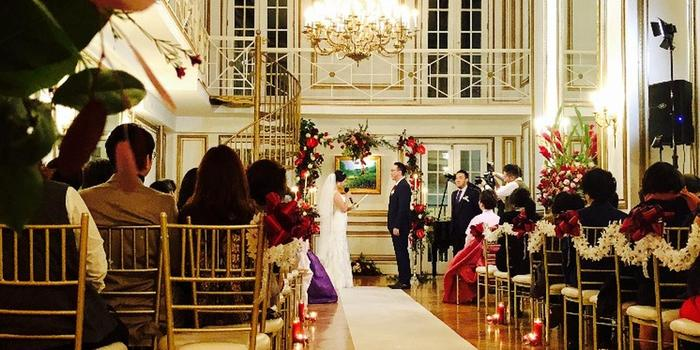 Mansion Wedding Venues Nj
