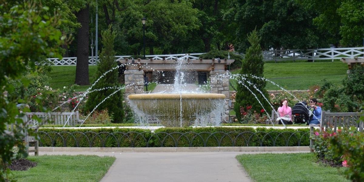 Loose Park Rose Garden Weddings Get Prices For Wedding
