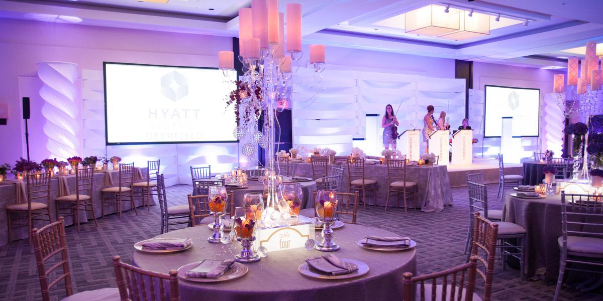 Hyatt Regency Deerfield Weddings Get Prices For Wedding Venues In IL