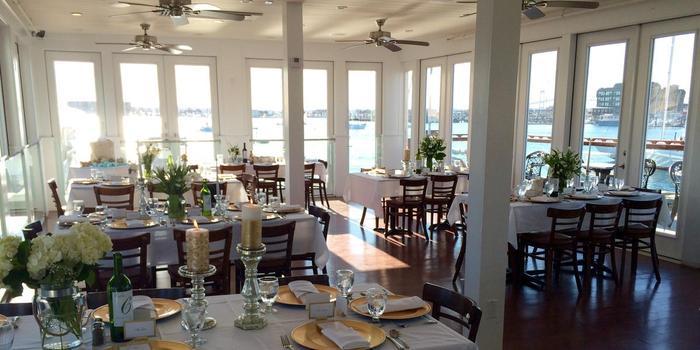 The Landing Restaurant Weddings