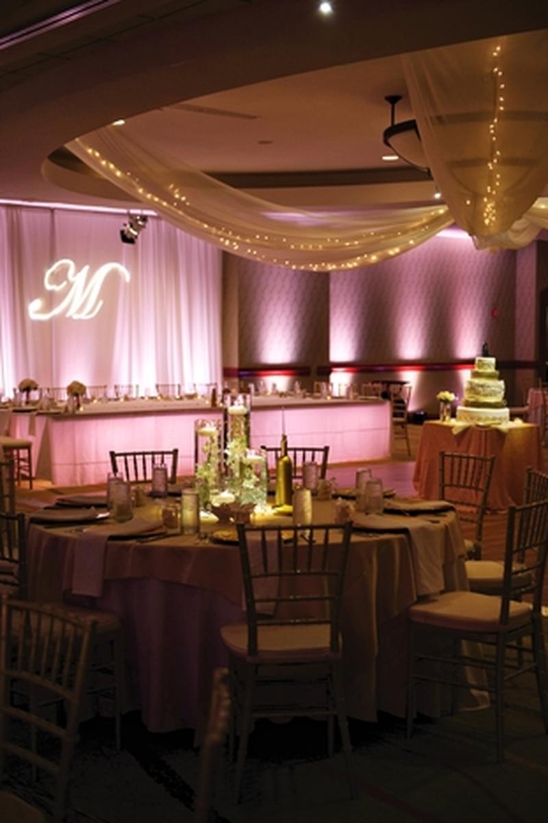 Cincinnati Marriott Rivercenter Weddings