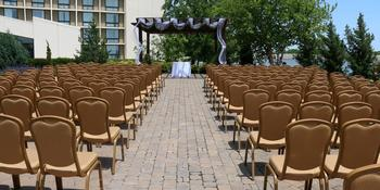 Kansas City Airport Marriott weddings in Kansas City MO