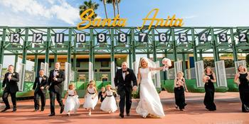Santa Anita Park weddings in Arcadia CA