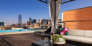 Canvas Hotel Dallas weddings in Dallas TX